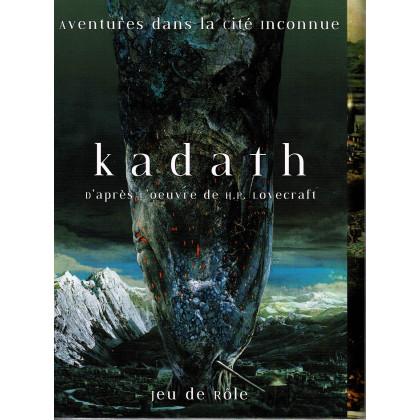 Kadath - Aventures dans la cité inconnue (jdr Les XII Singes en VF) 001
