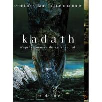 Kadath - Aventures dans la cité inconnue (jdr Les XII Singes en VF)