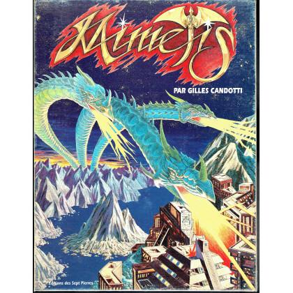 Mimetis - Boîte de Base (jdr éditions des Sept Pierres en VF) 001