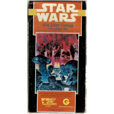Mos Eisley Cantina - Adventure Set (figurines jdr Star Wars D6 en VO)