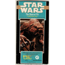The Rancor Pit - Collector's Set (figurines jdr Star Wars D6 en VO)