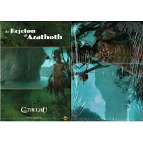 Lot Le Rejeton d'Azathoth et son écran du Gardien - Edition spéciale (jdr L'Appel de Cthulhu V6 en VF)