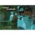 Lot Le Rejeton d'Azathoth et son écran du Gardien - Edition spéciale (jdr L'Appel de Cthulhu V6 en VF) L099