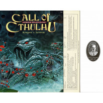 Call of Cthulhu Horror Roleplaying - Keeper's Screen (jdr 5th Edition en VO)