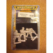 Gardes de la Jungle de Catachan (blister de figurines Warhammer 40,000)