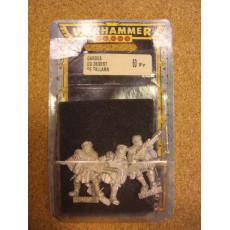 Gardes du Désert de Tallarn (blister de figurines Warhammer 40,000)