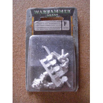 Terminator Chevaliers Gris avec Incinérator (blister de figurine Warhammer 40,000)