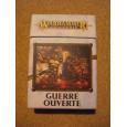 Guerre Ouverte - Paquet de cartes (jeu figurines Warhammer Age of Sigmar en VF) 001