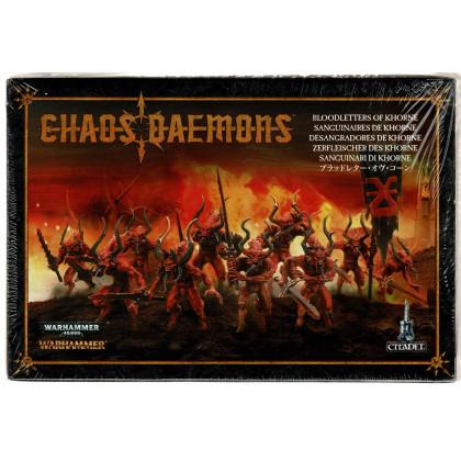 Sanguinaires de Khorne - Chaos Daemons (figurines Warhammer et Warhammer 40,000) 002