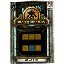 Iron Kingdoms - Game Dice (accessoire jdr Royaumes d'Acier en VO)