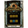 Iron Kingdoms - Game Dice (accessoire jdr Royaumes d'Acier en VO) 001