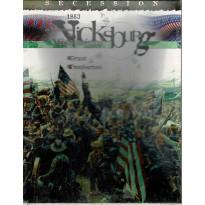Vicksburg 1863 - La Forteresse du Mississippi (wargame Tilsit en VF)