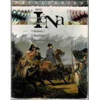 Iéna 1806 - Campagne de Prusse (wargame de Tilsit en VF)