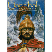 Hannibal - Rome vs. Carthage (boardgame d'Avalon Hill en VO)
