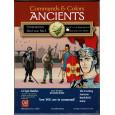 Commands & Colors Ancients - Expansions Nr. 2 & 3 (wargame 2nd Printing de GMT en VO) 001