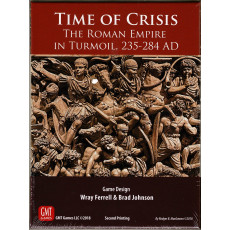 Time of Crisis - Second Printing 2018 (wargame de GMT en VO)