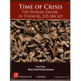 Time of Crisis - Second Printing 2018 (wargame de GMT en VO) 001