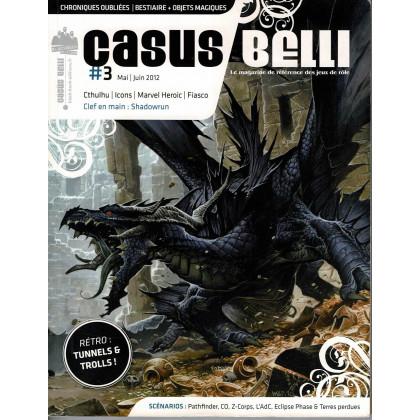 Casus Belli N° 3 (magazine de jeux de rôle - Editions BBE) 005