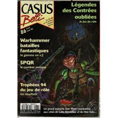 Casus Belli N° 86 (magazine de jeux de rôle)