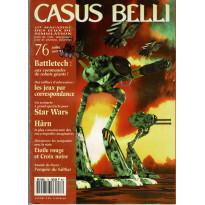 Casus Belli N° 76 (1er magazine des jeux de simulation)