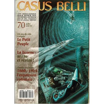 Casus Belli N° 70 (1er magazine des jeux de simulation) 012