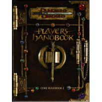 Player's Handbook - Core Rulebook I (jdr Dungeons & Dragons 3.0 en VO)