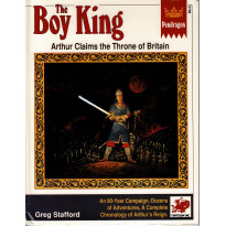 The Boy King - Arthur claims the Throne of Britain (Rpg Pendragon Première édition en VO) 002
