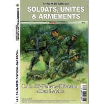 Soldats, Unités & Armements N° 8 (Magazine Champs de Bataille) 001