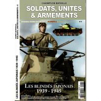 Soldats, Unités & Armements N° 4 (Magazine Champs de Bataille) 001