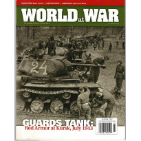 World at War N° 13 - Guards Tank Red Armor at Kursk, July 1943 (Magazine wargames World War II en VO)