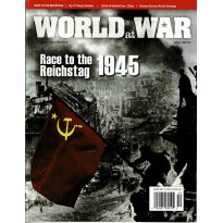 World at War N° 26 - Race to the Reichstag 1945 (Magazine wargames World War II en VO)