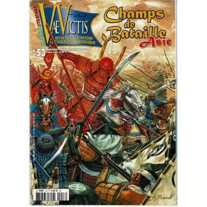 Vae Victis N° 53 (La revue du Jeu d'Histoire tactique et stratégique) 003
