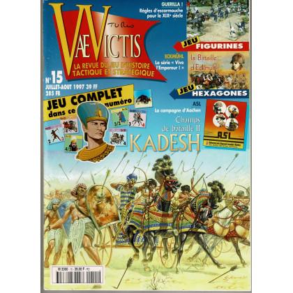 Vae Victis N° 15 (La revue du Jeu d'Histoire tactique et stratégique) 003