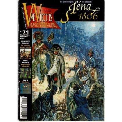 Vae Victis N° 71 (La revue du Jeu d'Histoire tactique et stratégique) 005