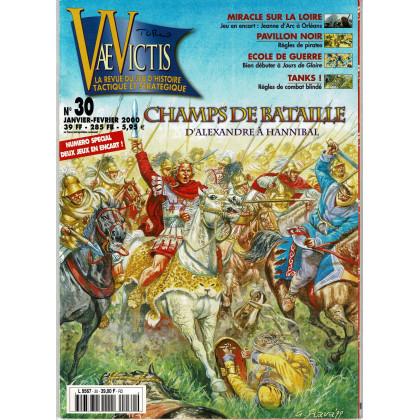 Vae Victis N° 30 (La revue du Jeu d'Histoire tactique et stratégique) 002