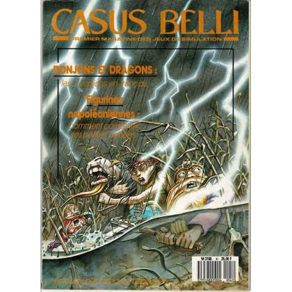 Casus Belli N° 41 (premier magazine des jeux de simulation) 010
