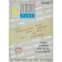 Jeux Descartes Plus Volume 1 (revue de jeux de rôles et de stratégie)