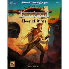 DSS3 Elves of Athas (jdr Dark Sun - AD&D 2nd édition en VO)