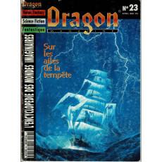 Dragon Magazine N° 23 (L'Encyclopédie des Mondes Imaginaires)