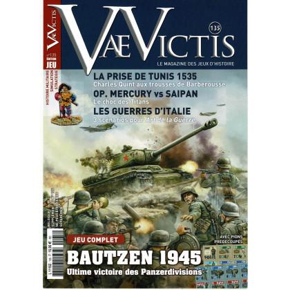 Vae Victis N° 135 - Version avec wargame seul (Le Magazine du Jeu d'Histoire) 001