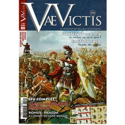 Vae Victis N° 112 - Version avec wargame seul (Le Magazine du Jeu d'Histoire) 001