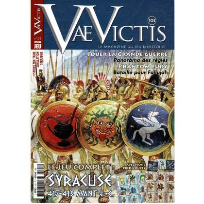 Vae Victis N° 103 - Version avec wargame seul (Le Magazine du Jeu d'Histoire) 001