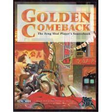Golden Comeback - The Feng Shui Player's Sourcebook (jdr en VO)