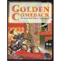 Golden Comeback - The Feng Shui Player's Sourcebook (jdr en VO)