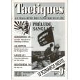 Tactiques N° 9 - Le magazine des fanatiques d'ASL (revue Advanced Squad Leader en VF) 001