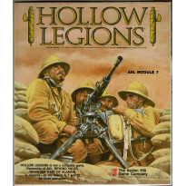 Hollow Legions - ASL Module 7 (wargame Advanced Squad Leader en VO) 002