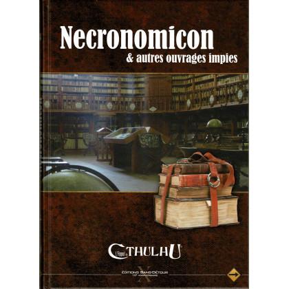 Necronomicon & autres ouvrages impies - Edition spéciale (jdr L'Appel de Cthulhu V6 en VF) 003*