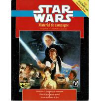 Matériel de Campagne (jeu de rôle Star Wars D6 en VF)