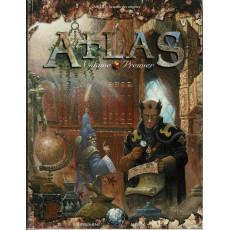 Atlas - Volume Premier (jdr Guildes La Quête des Origines en VF)