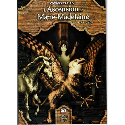 L'Ascension de Marie-Madeleine (jdr Unknown Armies d20 System en VF) 002